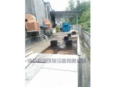 120吨/天豆制品污水处理设备保验收