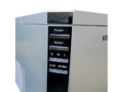 商家两用小型制冰机奶茶店咖啡店酒吧餐厅KTV冰块机