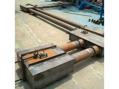 不锈钢加厚管链输送机 厂家非标定制链式运输机设备y9