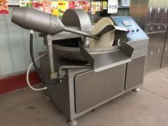 全自动不锈钢多功能斩拌机 得利斯厂家直销