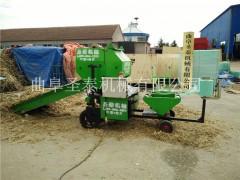 牧草包膜机 青储玉米秸秆打捆机 秸秆青贮打包机