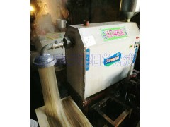 电热自熟红薯粉条机火锅鲜粉机