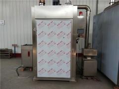 厂家直销腊肠烟熏炉高效节能更环保