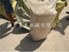 玉米秸秆打包机厂 秸秆饲料压块机设备 秸秆压块机原理