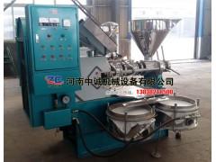 茶籽榨油机 油茶籽压榨机 全自动茶籽榨油机