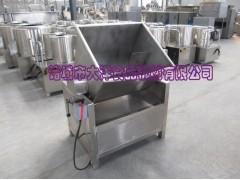 BX型绞龙式拌馅机 优质鱼糜搅拌设备