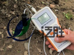 ST-100土壤温度记录仪