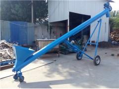 淤泥管式螺旋输送机 粪水管式螺旋提升机 粘物料无轴螺旋输送机
