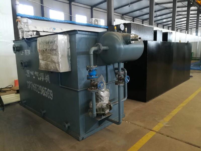 组合装屠宰污水处理设备行业