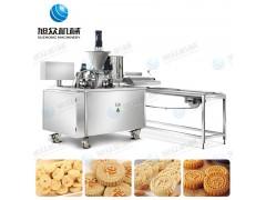 一件代发旭众XZ-30杏仁饼机新款多功能炒米饼机