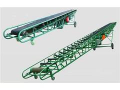 各种皮带运输机 方管皮带运输机 面粉袋子运输机
