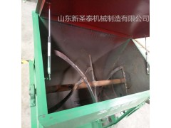 粉碎饲料搅拌机 小型猪饲料搅拌机 2吨饲料搅拌机
