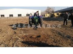 果树种植挖坑机 汽油挖坑机 果园挖坑机