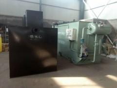 机器清洗污水处理设备应急方案