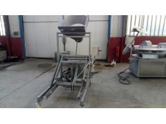 液压提升机滚揉机专用辅助上料设备