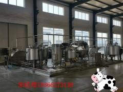 巴氏奶生产线,全套巴氏奶加工设备