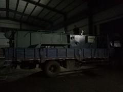 2000头猪污水处理设备加厚防腐