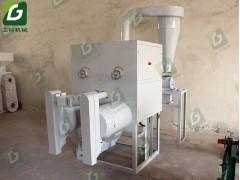 豌豆脱皮机 豌豆去皮机器 脱皮豌豆粉加工机器