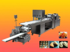 全自动面包生产线