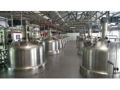 华强中天304/316卫生级发酵罐,不锈钢发酵罐按需定制