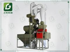 新型全自动家用玉米磨面机 玉米制粉机 玉米面粉加工机器