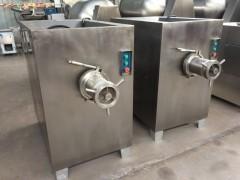 全自动不锈钢冻肉绞肉机高效耐用