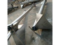 螺旋304不锈钢上料提升机 绞龙提升机