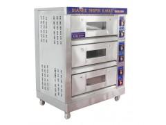 旭众商用多功能烤箱多层多盘烤箱厂家直销