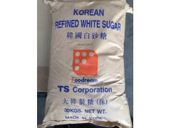 供应韩国白砂糖雪花TS三养韩国幼砂糖批发