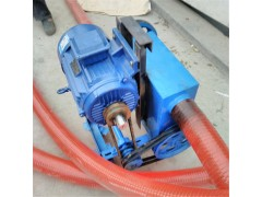 厂家直销软管式装车吸粮机 杂粮专用小型移动式吸粮机