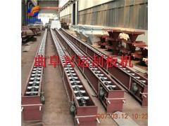 大倾角密封式刮板输送机  输送过程无扬尘 节能  X6