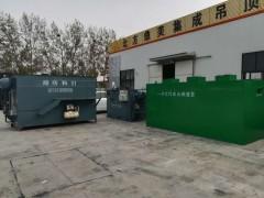 近期生活污水处理设备完工案例