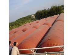 红泥沼气袋—农村养殖场家装设备