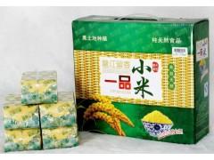 龙江留香一品香小米礼盒 龙江小米营养丰富 纯天然小米
