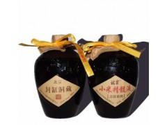龙江小米精髓液(烹饪)香醇小米酒 小米酒产地直销