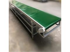 食品输送机输送皮带高度定制 供应小型食品输送机