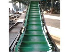 食品输送机械厂生产厂家 PVC格挡裙边皮带输送机