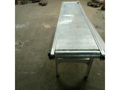 PVC食品级食品输送机 供应冷冻食品皮带运输机