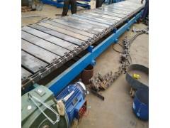 装卸车链板式上料机  砖厂用链板式送料机