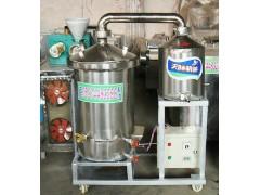 不锈钢生料酿酒机电气两用烧酒机