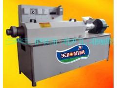 豆皮机豆丝机自熟干面皮机