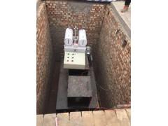 近期小学污水处理项目完工案例