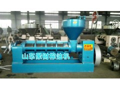 卧式小型螺旋榨油机厂家,多功能低温榨油机批发价