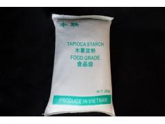 丰联木薯淀粉 糕点粉预拌粉 烘焙原料25kg 量大价优