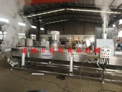 黄花菜蒸煮机 果蔬蒸煮流水线 果蔬蒸煮设备利特定制