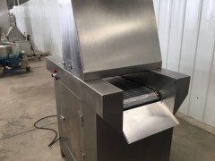 牛肉连续嫩化断筋机 肉类嫩化专业设备