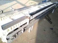 运送高度不可调输送机  爬坡皮带输送机