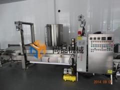 食品厂专用裹浆裹粉生产线
