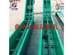 建材行业重型物料刮板输送机  输送量大 结实耐用 X6