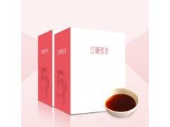 红糖姜茶代用茶袋泡茶ODM贴牌OEM代加工可定制配料规格打样